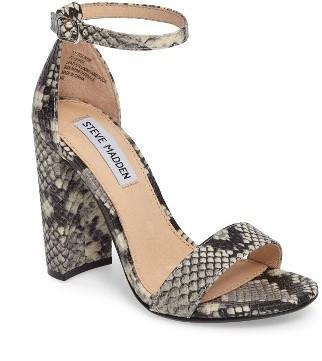 Women's Steve Madden Carrson Sandal $89.95 thestylecure.com