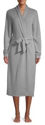 Cosabella Shawl Collar French Terry Robe