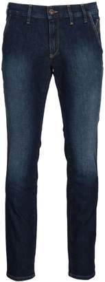 Jeckerson 11 Oz Chino Slim Jeans