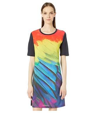 Plus Size Feather Dress - ShopStyle