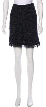 Dolce & Gabbana Knit Knee-Length Skirt
