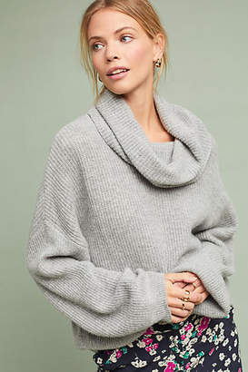 Selected Cambridge Cowl Neck Pullover