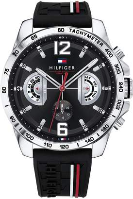 Tommy Hilfiger Watch with Silicone Strap