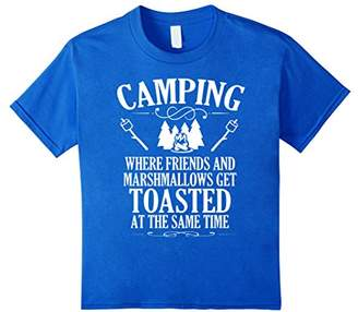 Where Friends and Marshmallows get Toasted T-Shirt