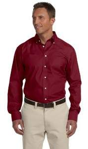 Chestnut Hill Mens Executive Performance Broadcloth - XL CH600-simple