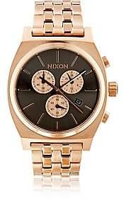 Nixon MEN'S TIME TELLER CHRONO WATCH