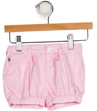 Ralph Lauren Girls' Two-Pocket Shorts
