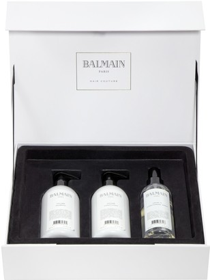 Couture Balmain Paris Hair Volume Hair Care Set