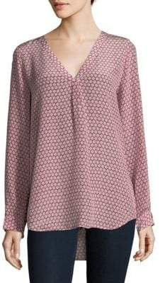 Joie Beehive Silk Top