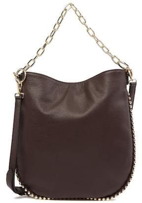 Steve Madden Ball & Chain Hobo Shoulder Bag