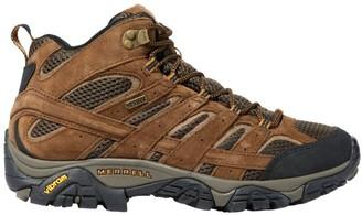 L.L. Bean L.L.Bean Men's Merrell Moab 2 Waterproof Hiking Boots