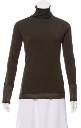 Tom Ford Wool Turtleneck Sweater