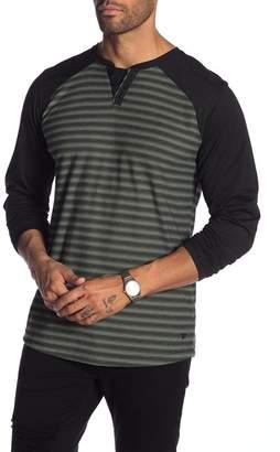 Burnside Long Sleeve Knit Top
