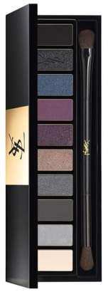 Saint Laurent 'Tuxedo' Couture Variation Ten-Color Expert Eye Palette
