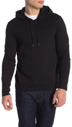 Calvin Klein Hooded Logo Pullover