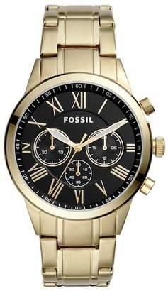 Fossil Men's Flynn Chronograph Bracelet Watch, 42mm