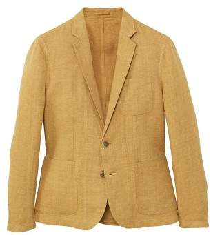 Mango man MANGO MAN Slim-fit linen blazer