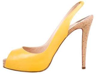 Christian Louboutin No Prive 120 Pumps