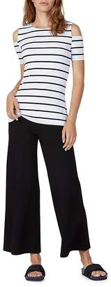 Bailey 44 Striped Denueve Top $86 thestylecure.com