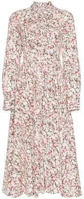 Rosie Assoulin marble louise bonnet dress