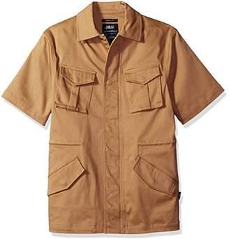 Publish BRAND INC. Men's Kayden Button Down Utility Shirt