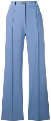 Roberto Collina bootcut trousers