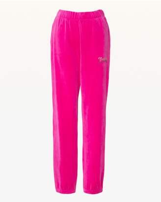 Juicy Couture Ombré Stud Juicy Velour Pant