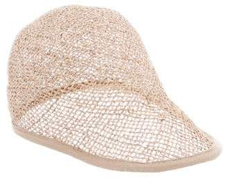 CLYDE Woven Straw Hat