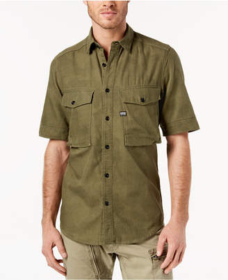G Star Men's Dash Camo Shirt, Created for Macy's