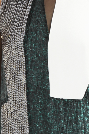 3.1 Phillip Lim Sequin Collage Dress