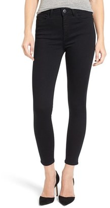 Petite Women's Dl1961 Ryan High Waist Skinny Jeans $178 thestylecure.com