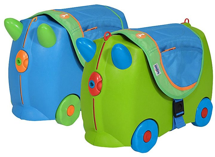 Melissa & Doug Trunki Saddlebag - Blue