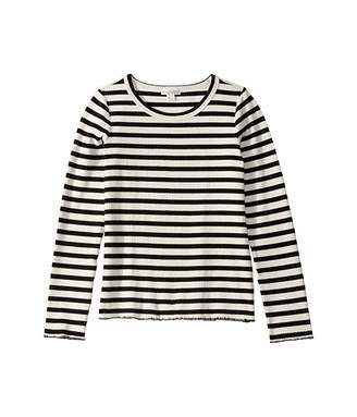 J.Crew crewcuts by Long Sleeve Ribbed Top (Toddler/Little Kids/Big Kids)