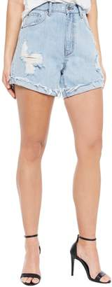 Bardot Tyra Denim Shorts