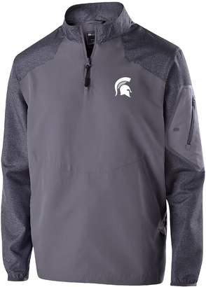 Men's Michigan State Spartans Raider Pullover Jacket