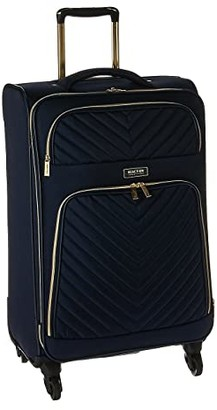 Kenneth Cole Reaction Chelsea - 24 Quilted Expandable 4-Wheel Upright Pullman
