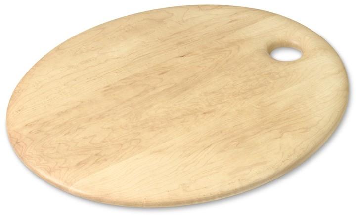 Williams-Sonoma Ed Wohl Bird's Eye Oval Cutting Board