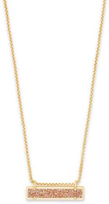 Kendra Scott Leanor Druzy Pendant Necklace