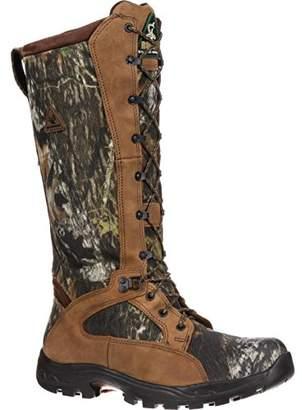 Rocky Men's Waterproof Snakeproof Hunting Boot Knee High
