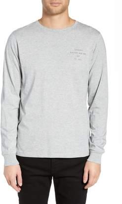 Saturdays NYC Established Chest Long Sleeve T-Shirt