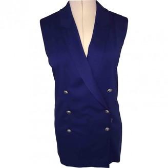 Versus Blue Wool Dress for Women