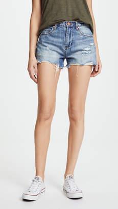 Blank Barrow Shorts