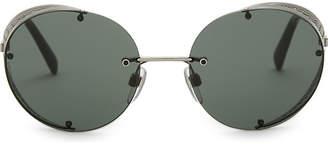 Valentino Va2003 round-frame sunglasses