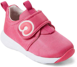 Naturino Toddler/Kids Girls) Fuchsia Velcro Strap Low-Top Sneakers