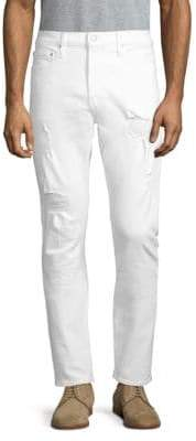 Calvin Klein Jeans Slim Pinchbeck Distressed Jeans