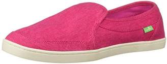 Sanuk Girls' Lil Pair O Dice Loafer