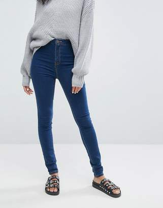 Noisy May High Waist Skinny Jean