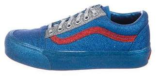 Opening Ceremony Glitter Low Top Sneakers