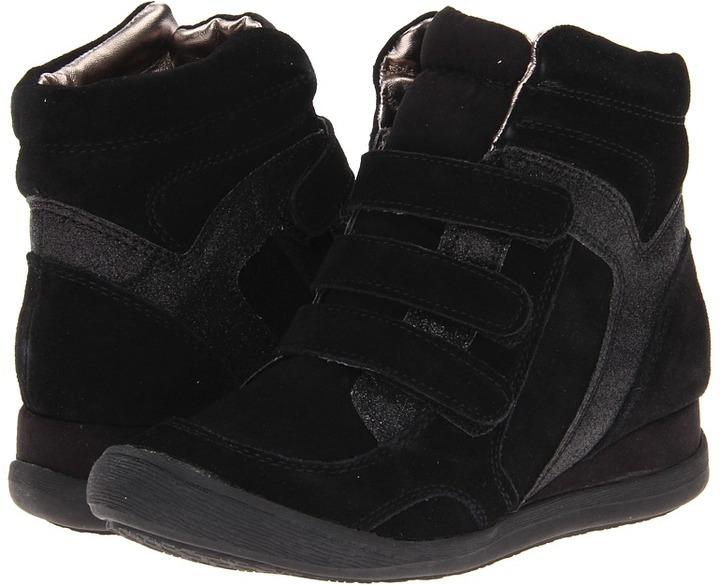 Kenneth Cole Reaction Fit The Hill (Little Kid/Big Kid) (Black) - Footwear