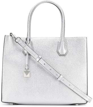 MICHAEL Michael Kors metallic tote bag